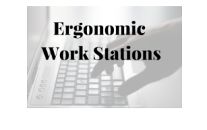 Ergonomic Work Stations for Law Offices Attorneys and Paralegals