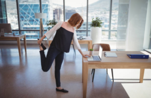 Exercise Tips for Employees with Desk Jobs